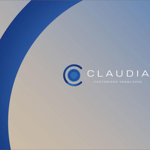 Identidad corpotiva de Claudia
