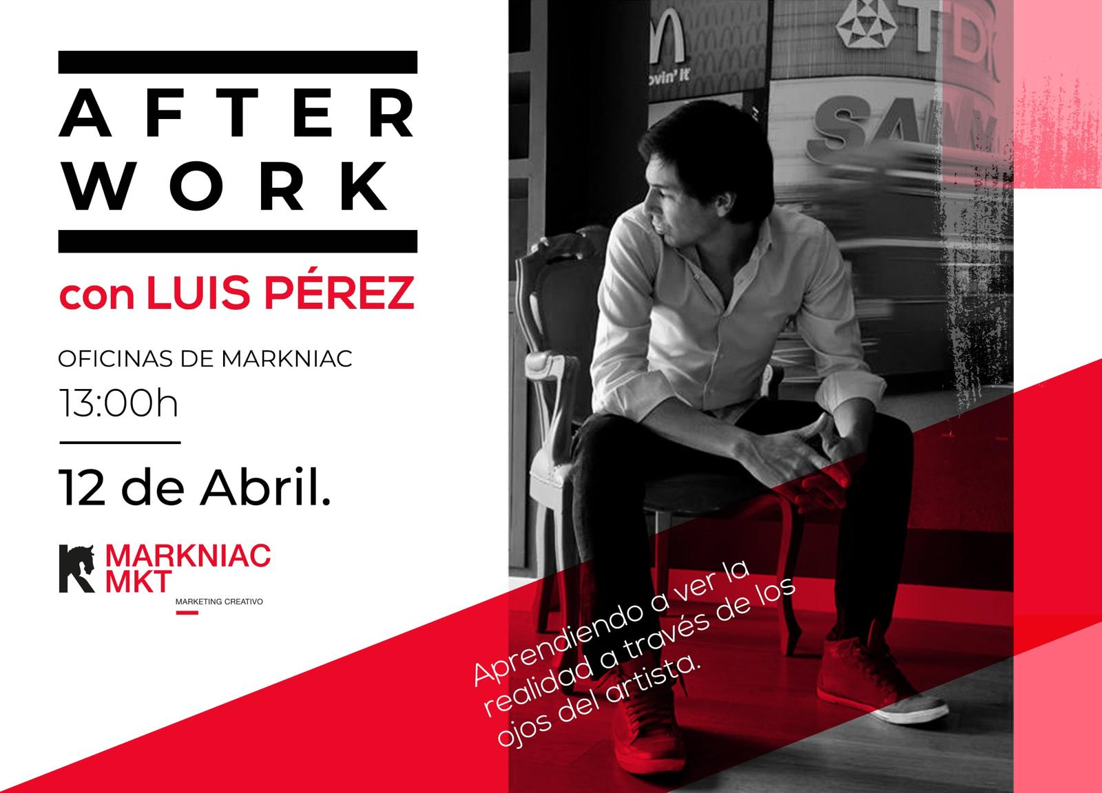 Luis Pérez<br><em>Pintor y fotógrafo internacional</em>